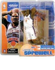 Latrell Sprewell NBA New York Knicks McFarlane action figure NIB new in box