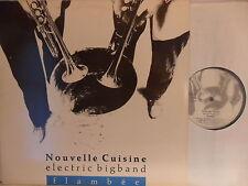 Nouvelle Cuisine - Flambée - LP 1988 AT - Extraplatte EX 89