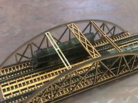 00 Gauge Twin Arched  Girder Railway Bridge