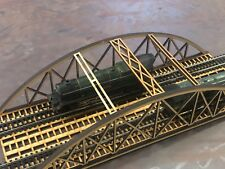 00 Gauge Twin Arched  Girder Railway Bridge