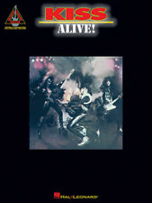 KISS GUITAR TABLATURE / ***BRAND NEW*** / ALIVE!! / KISS GUITAR TAB SONGBOOK