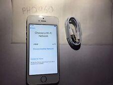 Apple iPhone 5s - 16GB -  white (Factory Unlocked) Smartphone