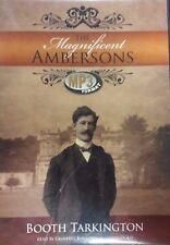 The Magnificent Ambersons (BOOTH TARKINGTON MP3 FORMAT) NEAR MINT #37