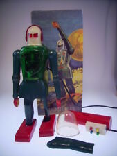 "GSR ROBOT ""dux Astroman"" not working, para para aficionados al bricolaje/for restauracion! repro Box"