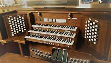 Allen ADC-6000 Three Manual Digital organ w/MIDI, 6 Speakers, Drawstop Console