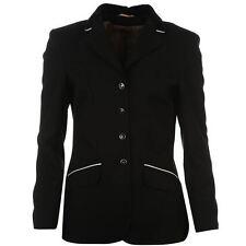 Popper Patternless Regular Size Coats & Jackets for Women