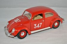Bburago Volkswagen Käfer - Beetle (1955) 1000 Miglia 1:18 in mint condition
