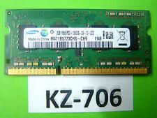 Samsung 2gb pc3 10600s m471b5773chs-ch9 10600-1333 MHz RAM #kz-706