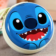 STITCH EARPHONE CASE PURSE COIN HOLDER HEARING AID UK SELLER!!