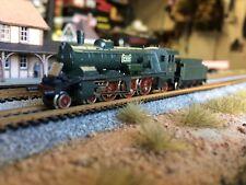 Z scale Marklin Steam locomotive 4-6-2  LED light - DCC rare
