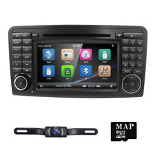 "7"" Mercedes Benz W164 ML/GL 2005-2012 Car CD DVD Player Head Unit GPS Navigation"