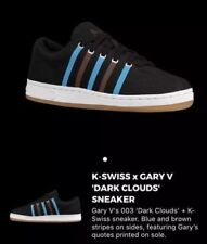 K-Swiss Gary Vee 003 Dark Clouds And Dirt Shoe Limited Edition Size 10