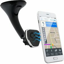 NAZTECH MAGBUDDY UNIVERSAL MAGNETIC CAR WINDSHIELD CELL PHONE DEVICE HOLDER
