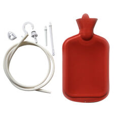 Home Enema Kit Colonic Irrigation Bowel Personal Health Cleanse Water Bottle Bag