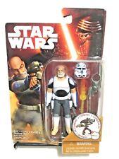 "Star Wars Rebels Clone Wars CAPTAIN REX 3.75"" Disney Figure B6341"