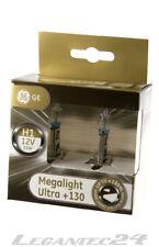 2er Set H1 12Volt 55Watt P14,5s GE50310XNU General Electric Megalight Ultra+130%