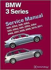 BMW 3 serie E90 Saloon 325 328 330 335 I Xi está Propietarios Manual Manual De Servicio