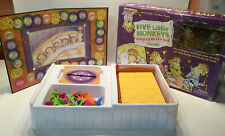 RARE FIVE LITTLE MONKEYS JUMPING ON THE BED GAME BOARD GAME for kids