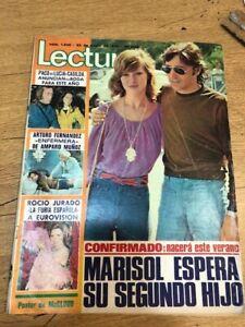 SARA MONTIEL-MARISOL-P.SAN BASILIO-AMPARO MUÑOZ-R.JURADO-CAMILO SESTO-PETER FALK