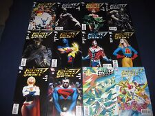 Justice Society of America 1-54, Annual 1,2 and More (2007-2011) DC Comics