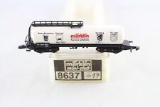 8626 Technik Erfahren Kesselwagen 4-achsig Märklin mini-club Spur Z  OVP Top