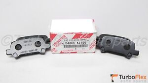 Toyota Camry 02-06 Avalon 00-07 Solara 04-08 Rear Ceramic Brake Pads 04466-AZ100