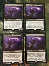 4x Disciple of Bolas Commander 2014 Near Mint Magic the Gathering Free Shipping