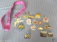 UNIVERAL STUDIOS AND WALT DISNEY PIN BADGE TRADING BADGES free uk postage too