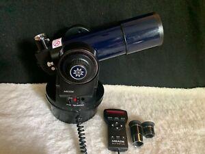 Meade ETX-60 Digital Motorized Refractor Automatic Telescope Works Great