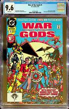 War of the Gods #1 (Sep 1991, DC) CGC 9.6