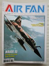 AIR FAN 279 CANADIAN BASE CFB GREENWOOD MIRAGE 50 FORCA VENEZOLANA MARTIN MARLIN