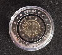 Polymerausgabe 2 Euro - 30 Jahre Europaflagge 2015 / A - Berlin