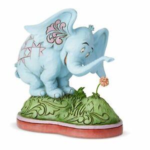 "Jim Shore Dr. Seuss ""HORTON HEARS A WHO"" Elephant Figurine Sculpture New in Box!"