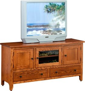 """HHI's Shaker 60"""" TV Stand"""