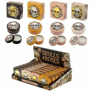 Pagan/Wiccan Skull and Roses Lip Balm