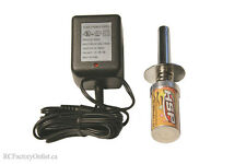New HSP 1.2 V 1800MAH Rechargeable Glow Plug Igniter and Charger