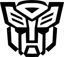 transformers autobots vinyl decal sticker