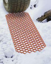 2x Tyre Grip Anti Slip Traction Mats Rescue Mud Snow Motorhome Car (Pair)