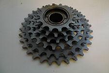 Regina Extra NOS 80's BX 6 14-32  Speed Freewheel  Campagnolo Compatible RARE