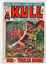 KULL THE CONQUEROR #3 Roy Thomas 9.2