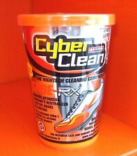 CYBER CLEAN SHOE RX - A NEW SNEAKER AND SHOE DEODORIZER & CLEANER, KILLS GERMS!