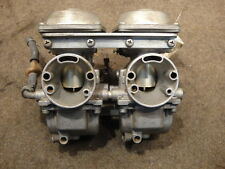 82 YAMAHA XJ400 XJ 400 CARB SET, CARBURETORS #B31