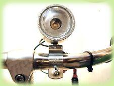 LED HEADLIGHT For 6 Volt   Mini-Generator and Bicycle Dynamo/Generator