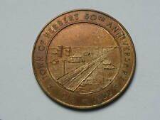 Herbert Saskatchewan CANADA 50th 1912-1962 Jubilee Souvenir Commemorative Medal