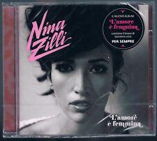 NINA ZILLI L'AMORE E' FEMMINA  CD  SIGILLATO!!!