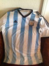 Argentina Adidas Climacool Soccer Jersey/shirt  Size L Mens