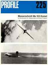 AERONAUTICA AIRCRAFT Publications Profile 225 - Messerschmitt Me 163 Komet - DVD