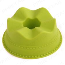 MINI SILICONE CAKE BAKING BUNDT MOULD Fancy Ring/Round Savarin Tin/Pan Loaf Mold