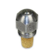 Ölbrennerdüse Steinen, verschiedene Gehäuseformen, Sprühwinkel und Durchsätze