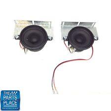 1970-91 Chevrolet Cars / Truck Standard Speaker Stereo 1013 - Pair